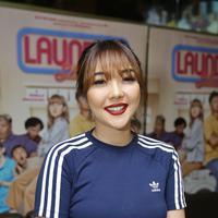 Gisel bicara karier antara akting dan jadi penyanyi. (Nurwahyunan/Fimela.com)