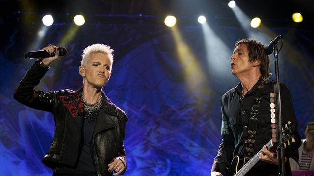 Roxette (AP Photo/Victor R. Caivano)