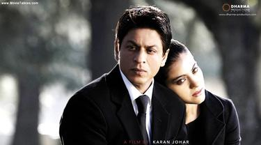 [Bintang] Kajol dan Shahrukh Khan