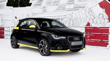 Mobil Murah Audi Kini Bergaya Modis Berkat Bodi Kit Pabrikan