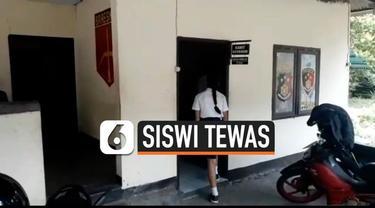 Polsek Mapanget menyelidiki kematian seorangsiswa SMP swasta akibat hukuman lari dari oknum guru piket di sekolah. Polisi memeriksa 7 orang saksi, 5 diantaranya adalah siswa dan siswi rekan korban