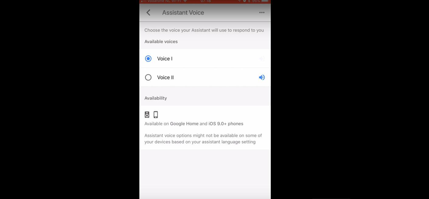 Google Assistant kini bisa diatur dengan suara laki-laki (Sumber: YouTube/ Thomas Ricker)