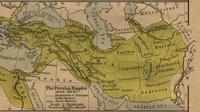 Kekaisaran Persia Achaemenid (Wikimedia Commons)