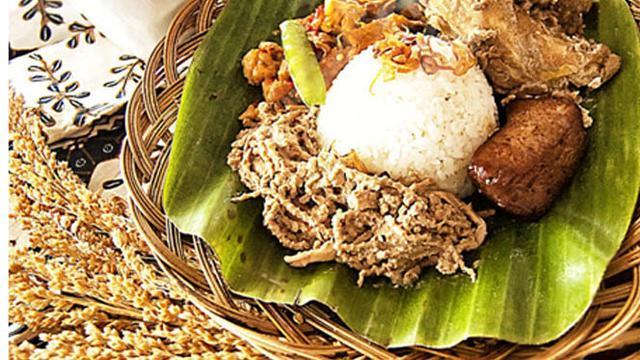 Ingin Cantik Makanlah Gudeg Manggar Ikon Kuliner Bantul