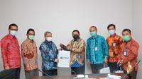 Askrindo Syariah melakukan kunjungan atau silahturahmi ke Bank Aceh (Dok: Askrindo Syariah)