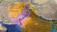 Pakistan menembakkan roket ke Afghanistan. (Google Maps)
