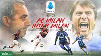 Serie A - AC Milan Vs Inter Milan - Head to Head (Bola.com/Adreanus Titus)