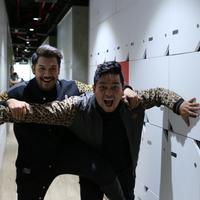 Indra Bekti Bentuk Duo BG (Daniel Kampua/Fimela.com)