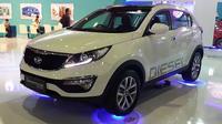 Kia Sportage Diesel ditawarkan dengan banderol Rp 425 juta
