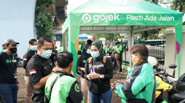 12 Langkah Gojek Ringankan Beban Driver Ojol yang Terdampak Covid-19. Dok: Gojek Indonesia