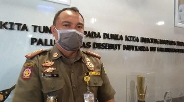 kasat Pol PP Kota Palu, Trisno Yunianto