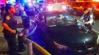 Akibat BMW parkir di dekat hidran (Facebook/NYC Fire Wire)