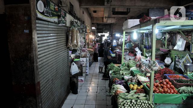 Psbb Jakarta Diperketat Anies Minta Pasar Tak Naikkan Harga News Liputan6 Com
