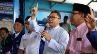 Ketua MPR Zulkifli Hasan menemui para nelayan Lamongan, Jawa Timur (Istimewa).