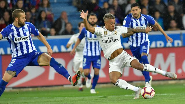 Deportivo Alaves vs Real Madrid