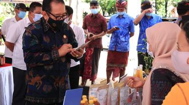 Wagub Bali, Cok Ace Apresiasi Masyarakat yang Lestarikan Pengobatan Tradisional