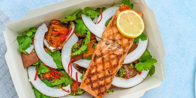 Asam lemak omega 3 baik untuk tingkatkan sperma pria/copyright Unsplash.com/Toa Heftiba