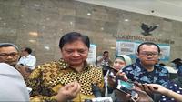 Menperin Airlangga Hartarto (Foto:Merdeka.com/Wilfridus S)