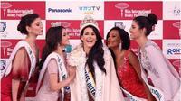 Mariem Claret Velazco Garcia dari Venezule terpilih sebagai Miss International 2018. (dok. Instagram @missinternationalofficial/https://www.instagram.com/p/Bp-7Ts2lPm2/Henry