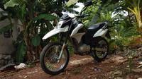 Suzuki DR150. (Septian/Liputan6.com)