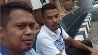 Kuasa hukum siswi SMA yang jadi korban budak seks kakek ZA (70). (Liputan6.com/Ola Keda)