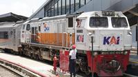 Logo baru PT Kereta Api Indonesia (Persero) atau KAI (dok: KAI)