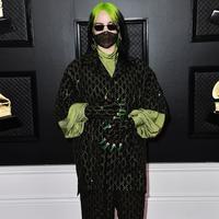 Billie Eilish di Grammy 2020/Instagram @fashiontomax