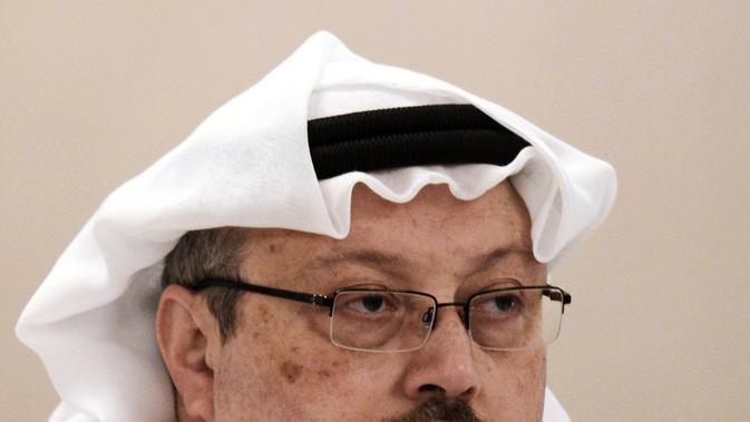 Jamal Khashoggi (AFP Photo/Mohammed Al-Shaikh)