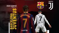 Barcelona Vs Juventus - Joan Gamper Trophy 2021. (Bola.com/Gregah Nurikhsani)