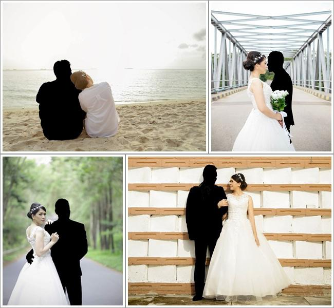 Foto prewedding yang sangat cantik | Photo: Copyright instagram.com/hotmariao
