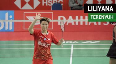 Berita video Liliyana Natsir mengaku terenyuh menjelang pertandingan pertama di Indonesia Masters 2019. Ada apa?