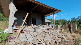 FOTO: Gempa Magnitudo 4,8 di Bali