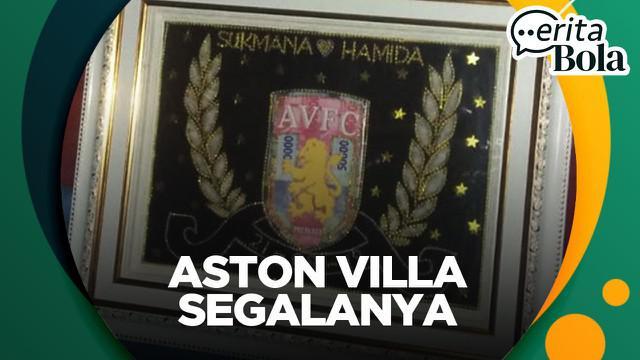 Berita video CERITA BOLA kali ini 2 fans sejati Aston Villa berbagi pengalaman saat mencari jersey di Jepang dan pernikahannya yang bertema klub idola.