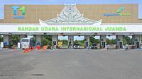 Bandara Internasional Juanda, Sidoarjo, Jawa Timur (Foto: Dok Pengelola Bandara Juanda)