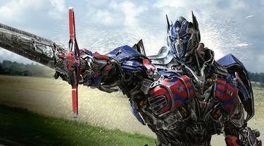 Transformers: Age of Extinction Ditaksir Laris di Pembukaan