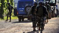 Tentara Mali dan pasukan PBB membebaskan 80 sandera dari kelompok bersenjata yang menyerang Hotel Radisso di Bamako, ibu kota Mali. (www.ccn.com)