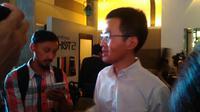 Benjamin Jeong, CEO Infinix Mobility (Liputan6.com/Agustinus Mario Damar)