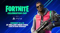 Epic Games akan menggelar turnamen Fortnite dengan hadiah 1 juta dolar AS atau sekitar Rp13,6 miliar.  (FOTO / Epic Games)