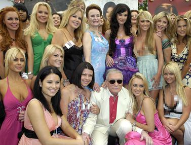 Bos Playboy-Hugh Hefner