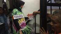 Rekonstruksi pembunuhan tahap dua kasus pembunuhan Hakim PN Medan, Jamaluddin