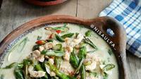 Ilustrasi sayur lombok ijo   Instagram/@kulinersoloenak