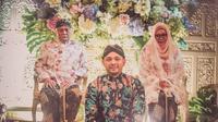 Danny Rukmana dan Raiyah Chitra Caesaria Jalani Prosesi Adat. (ist)