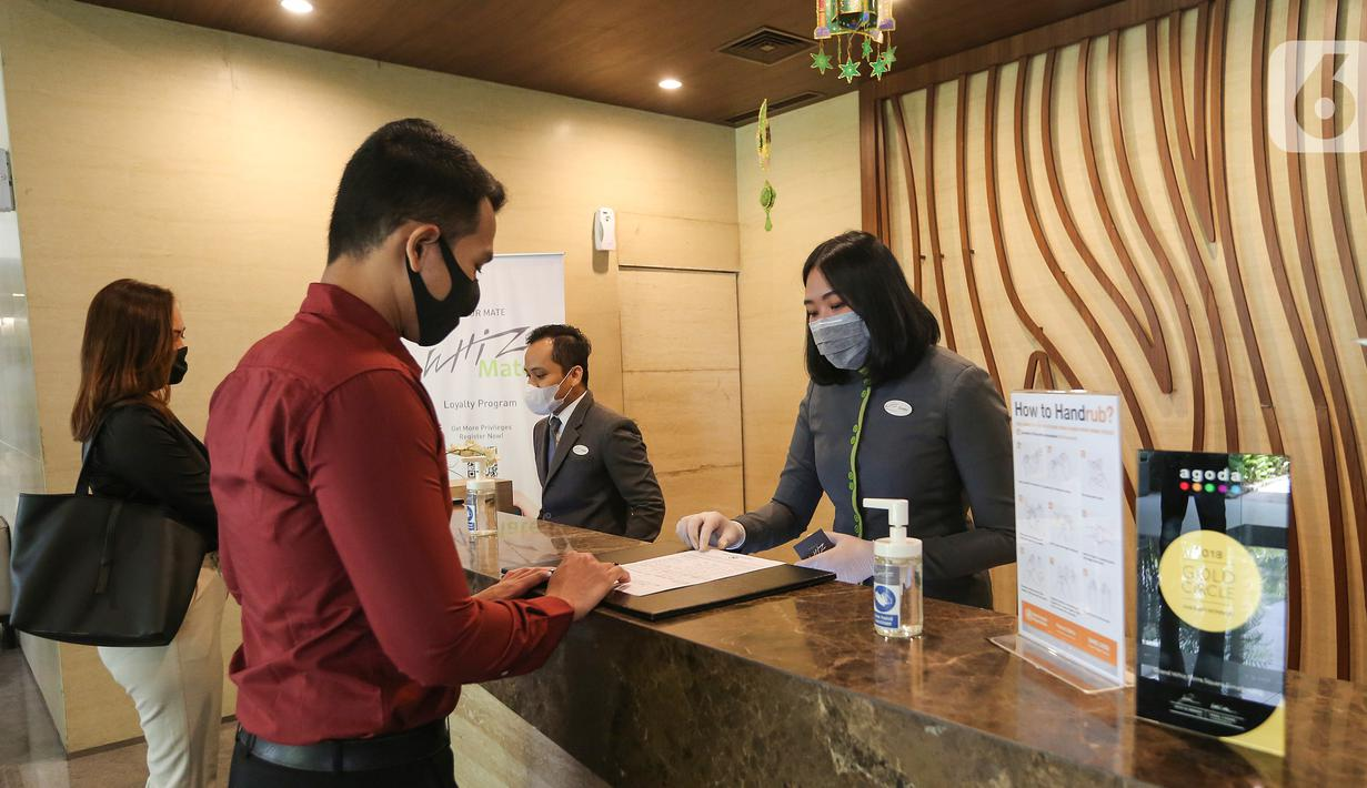 Foto Perangi Covid 19 Hotel Ini Tawarkan Paket Isolasi Mandiri 14 Hari On Off Liputan6 Com