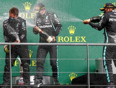 Tampil Gemilang, Lewis Hamilton Rajai F1 GP Belgia
