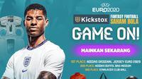Battle Kickstox Saham Bola (KSB) Edisi Euro 2020. (Bola.com)