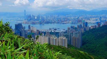 Keluarga di Hong Kong Bertukar Rumah untuk Liburan Musim Panas