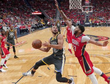 New Orleans Pelicans, Golden State Warriors, NBA