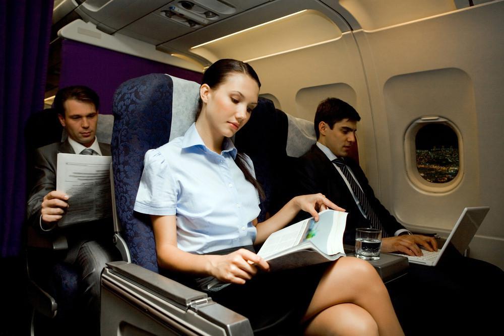 Posisi Duduk di Pesawat Tentukan Karakter Anda (Pressmaster/Shutterstock)