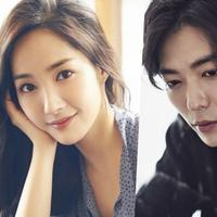 Park Min Young dan Kim Jae Wook (Soompi)