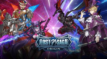 Lost Saga Origin